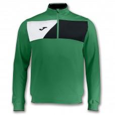 CREW II HZ POLY TOP (GREEN-BLACK-WHITE)